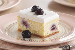 creamy lemon blueberry dessert recipe kraft canada. Black Bedroom Furniture Sets. Home Design Ideas