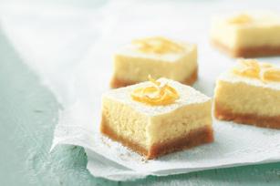 Cuadritos cremosos de limón Image 1