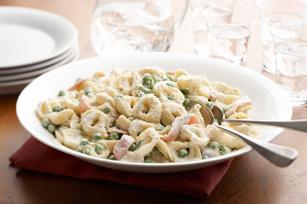 Creamy Tortellini Carbonara Image 1