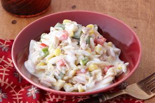 Creamy Vegetable Orzo