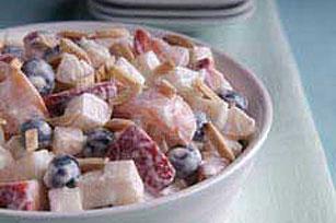 Creamy Apricot Salad Image 1