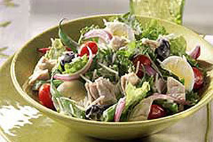 Caesar Salad Nicoise Recipe