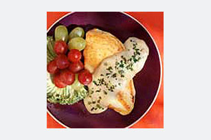 Creamy Chicken and Mushrooms Image 1
