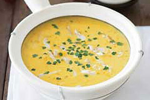 Creamy Chicken & Corn Soup Image 1