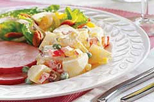 Creamy Chipotle Potato Salad
