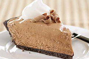 Creamy Chocolate Pie Image 1