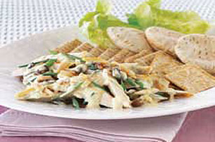 Creamy Curried Chicken Salad Image 1