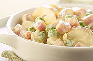 Creamy Ham and Potatoes Image 1