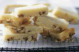 Creamy Lemon-Nut Bars Image 1
