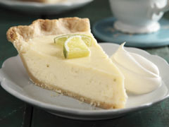 Easy Creamy Lime Pie