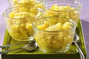 Cremoso sorbete de mango Image 1