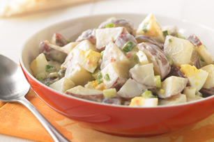 Creamy Potato Salad Made Over