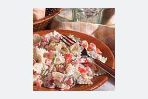 Creamy Tomato & Basil Bow-Tie Pasta Image 1