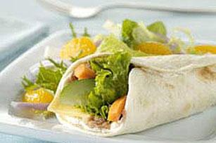 Creamy Veggie Tortilla Roll-Ups Image 1