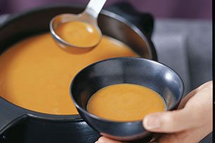 Creamy & Spicy Pumpkin Soup Recipe