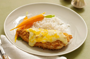 Crisp-and-Creamy Baked Chicken Image 1
