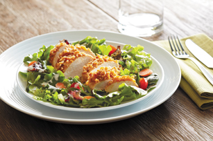 Crispy Bacon-Ranch Chicken Salad Image 1
