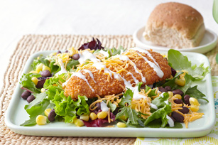 Crispy Chicken Mexicali Salad
