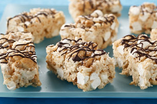 Crispy S'more Bars