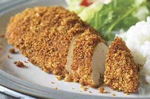 Crispy Baked Chili Chicken Image 1