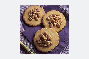 Crispy Peanut Butter Cookies Image 1