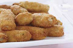 Chicken-Cheesy Potato Croquettes Image 1