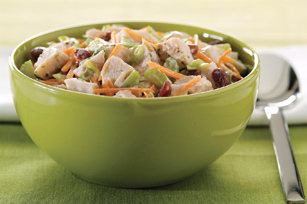 Crunchy Holiday Turkey Salad Image 1