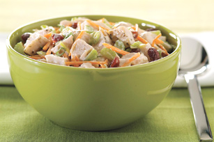 Crunchy Holiday Turkey Salad