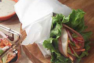 Crunchy Spring Roll Wrap Image 1
