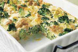 Crustless Broccoli Quiche Image 1