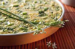 Crustless Cheddar Broccoli Quiche Recipe - Kraft Recipes