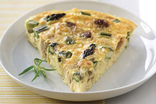 Crustless Cheesy Quiche Recipe - Kraft Recipes