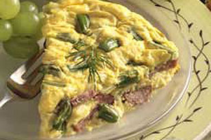 Crustless Country Quiche Image 1