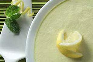 Crustless Zesty Lemon Pie Image 1