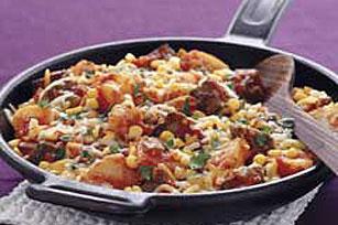 Carne con papas a la sartén Image 1