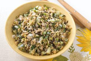 Cucumber-Dill Brown & Wild Rice Salad