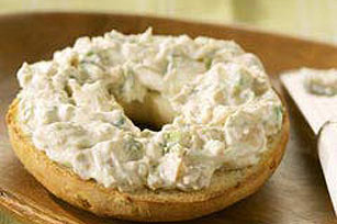 Cucumber Salmon Spread