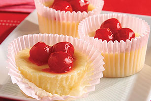 Cupid's Cherry Cheesecakes Image 1