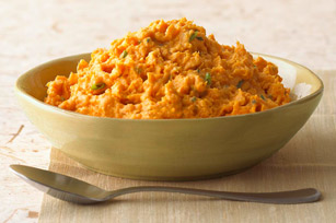 Curried Mashed Sweet Potatoes Image 1