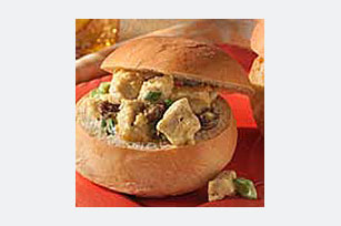 Curried Chicken Party Rolls Image 1