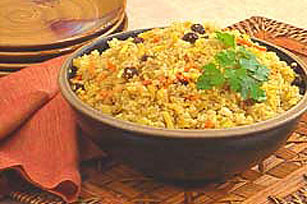 Curried Quinoa Pilaf Image 1