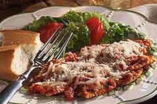 Easy Baked Beef & Ravioli