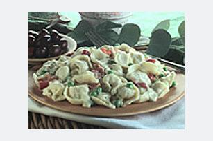 Easy Tortellini Carbonara