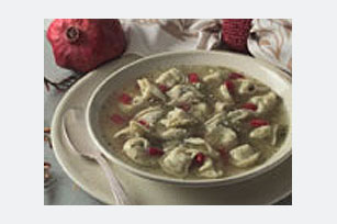 Easy Tortellini Pesto Soup Image 1