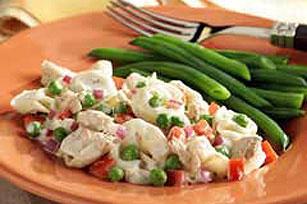 Tortellini Tuna Salad