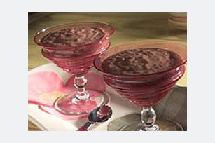 Dark Chocolate Tapioca Pudding Image 1