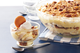 Deep-Dish Layered Banana Pudding