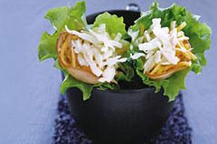 Deli Lettuce Roll-Ups