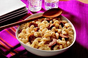 Deluxe Italian-Style Macaroni & Cheese