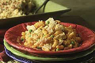 Deluxe Cheesy Tuna Mac Image 1